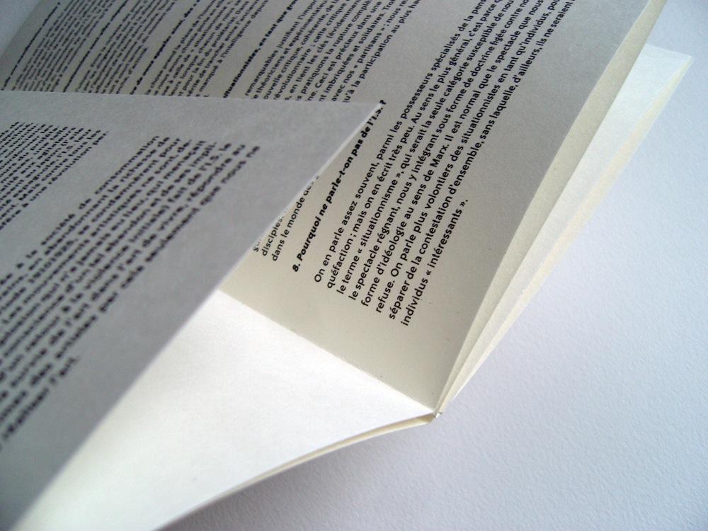 Guy debord 6 pamphlets editions derriere la salle de for Derriere la salle de bain